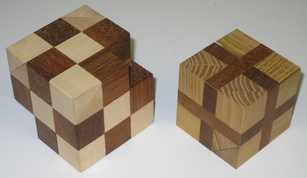 Two Co-ordinate motion puzzles from Gregory Benedetti