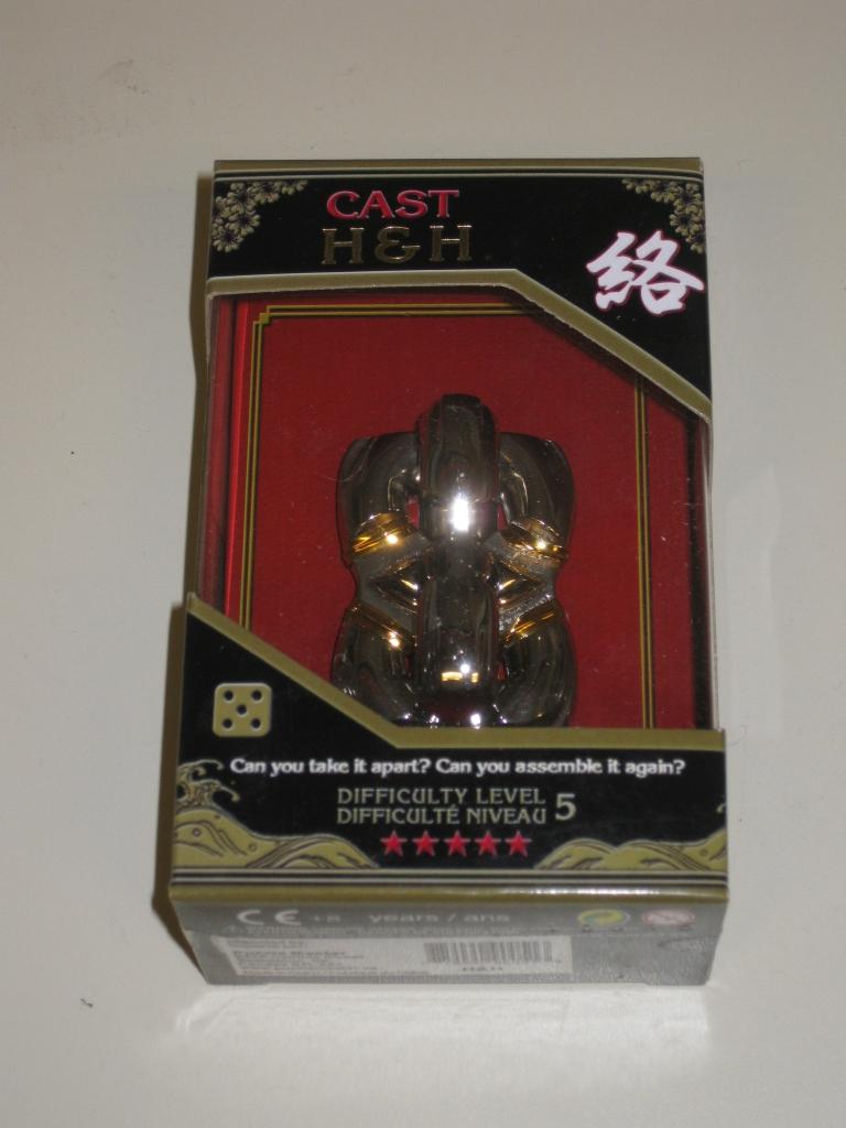 Cast H&H boxed