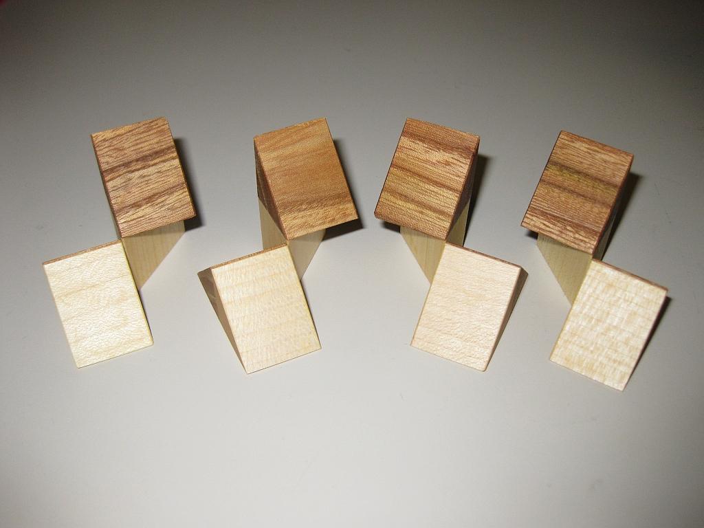 Cube Vinco Halves