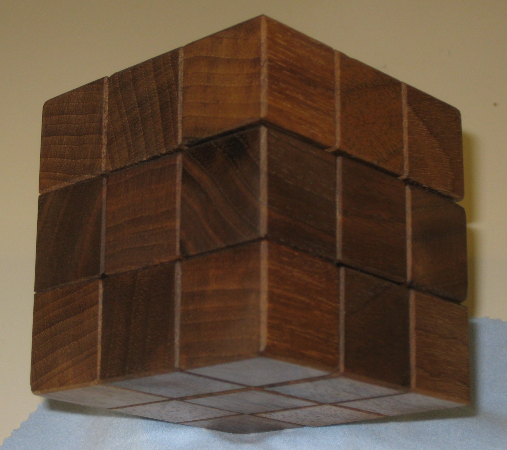 Daedalus in Walnut