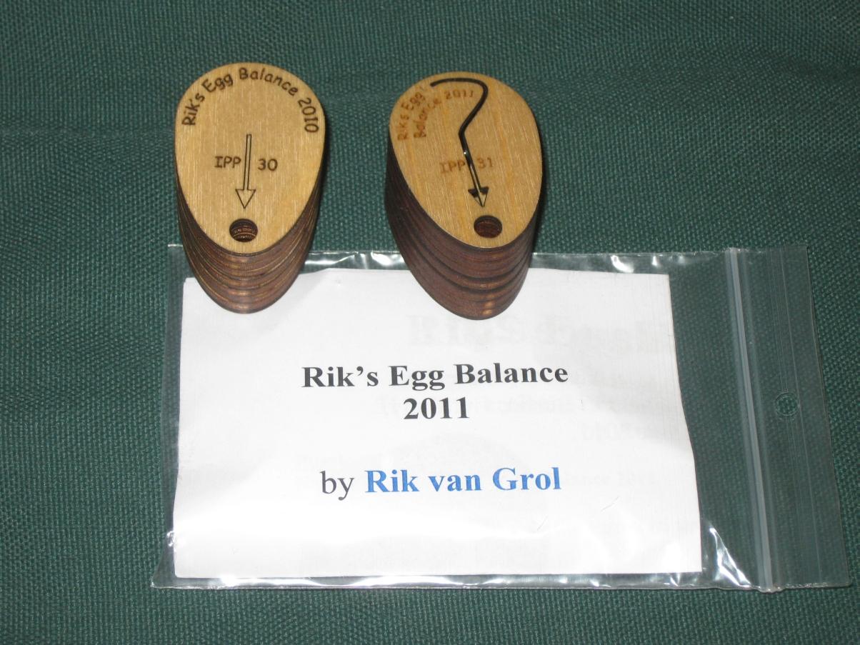 Rik's Egg Balance