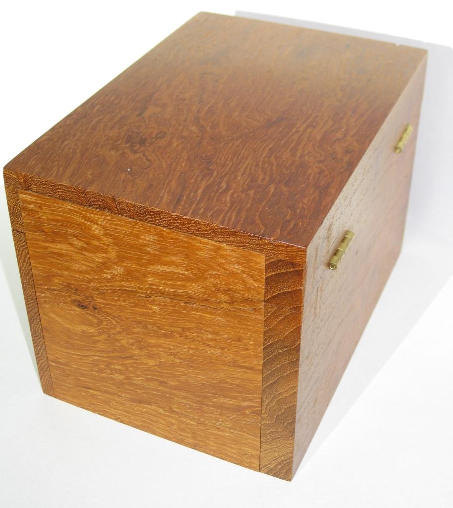Hinged Box hinges - Eric Fuller