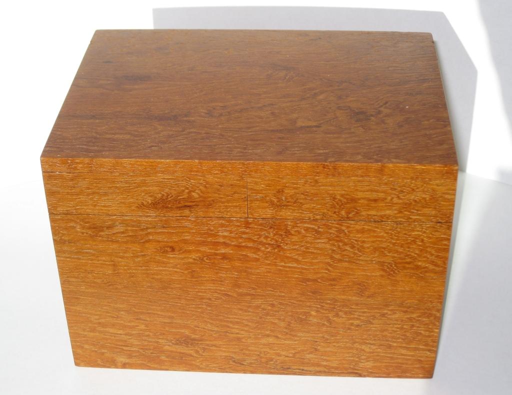 Hinged Box - Eric Fuller