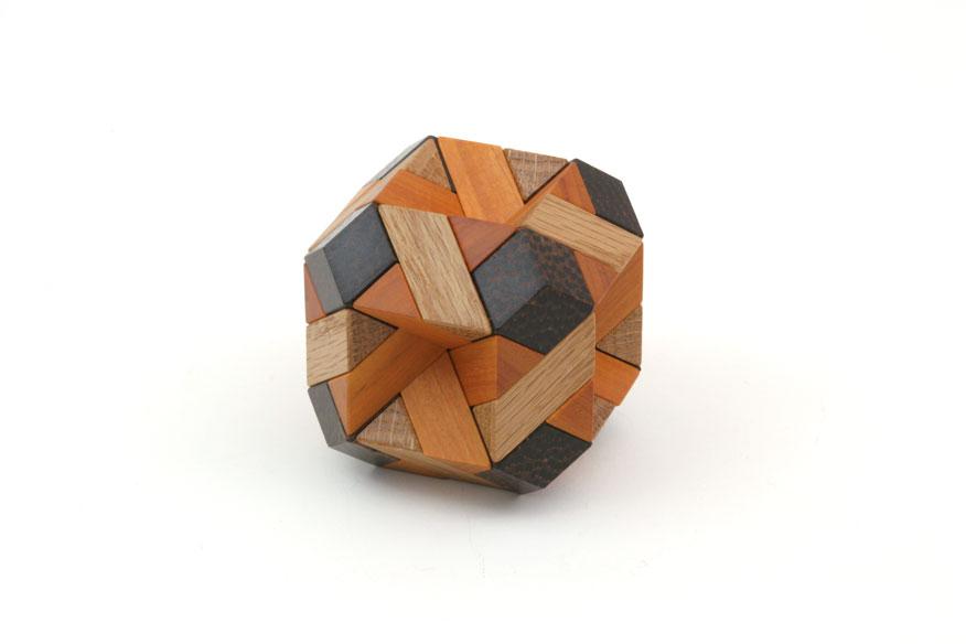 Chamfered Cube