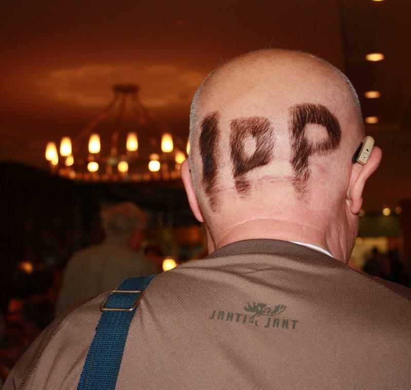 Matti Linkola's IPP hair