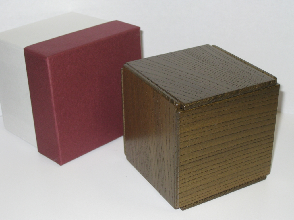 Half-Finished box by Hiroshi Iwahara