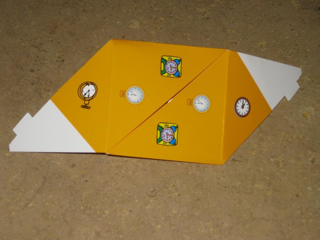 Folding the J-Cubes