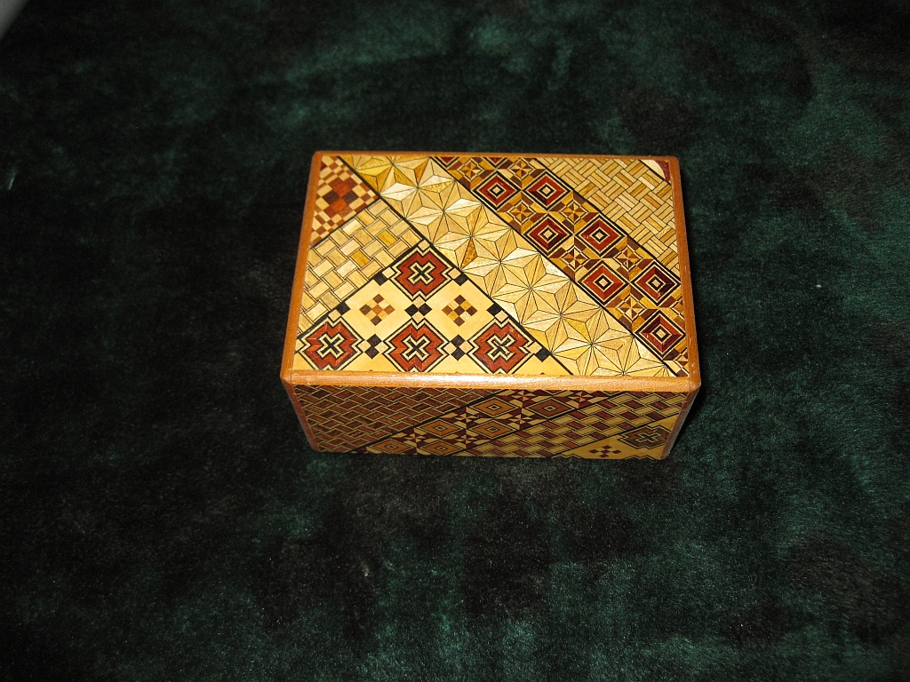 Japanesestyle Puzzle Box Plans