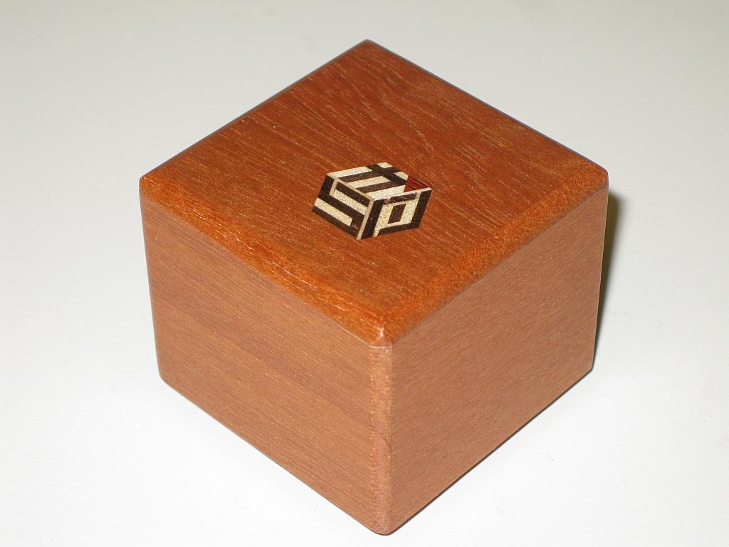Karakuri Small Box #4