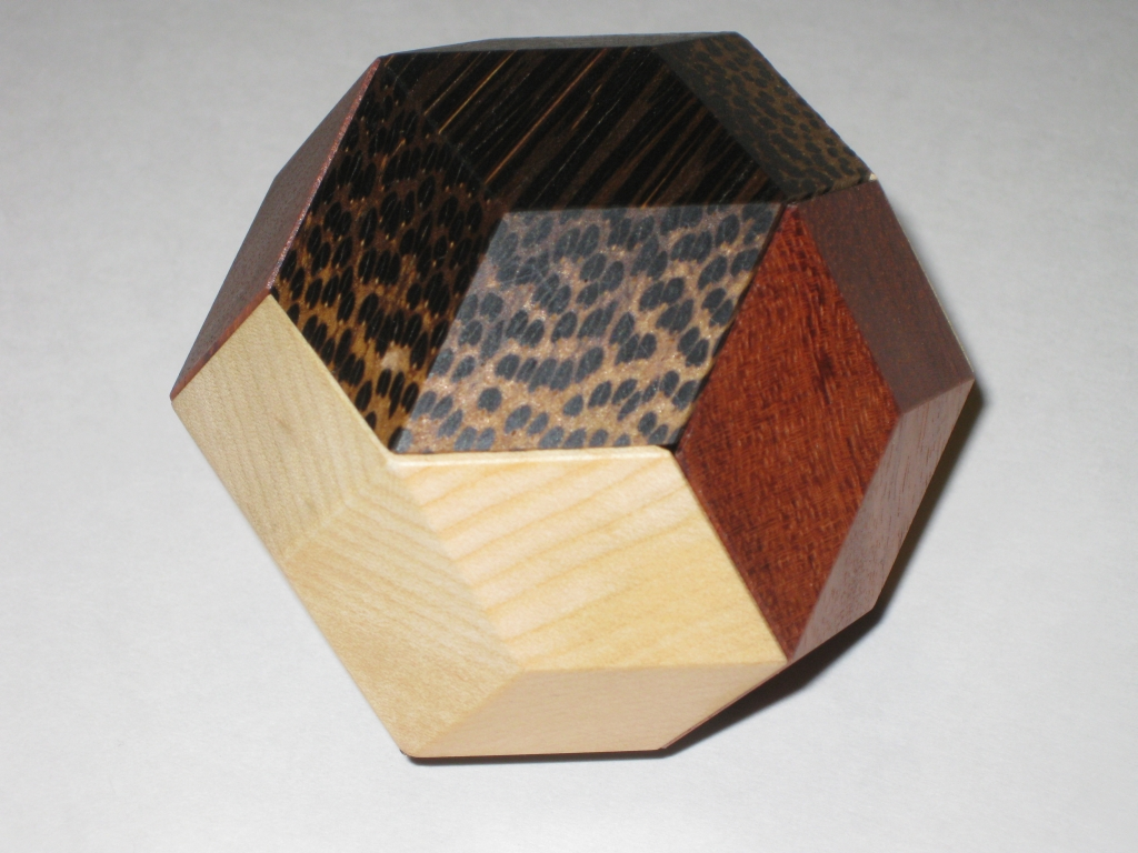 The inner Rhombic Triacontrahedron