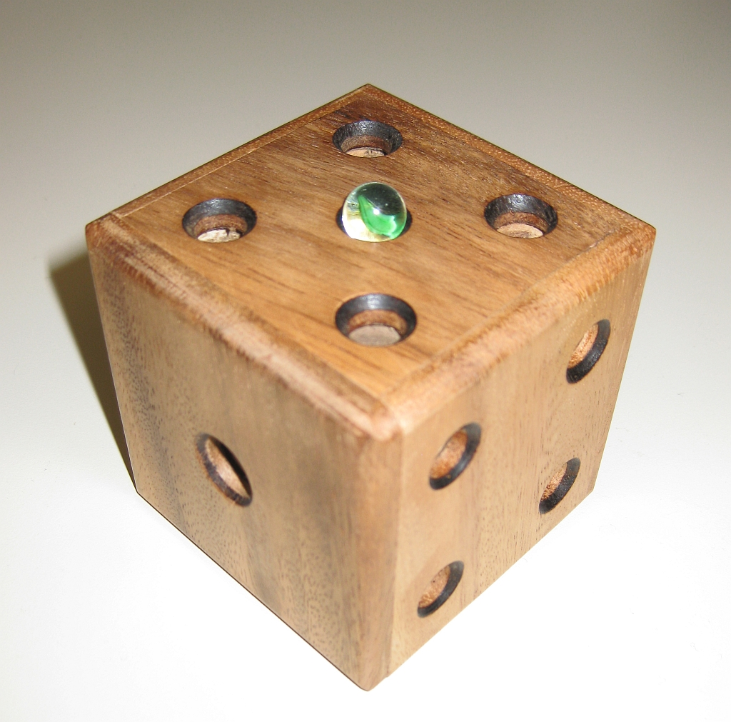 Magic Dice Solved
