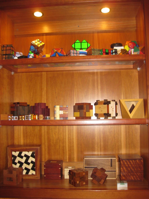 Nick's puzzle room