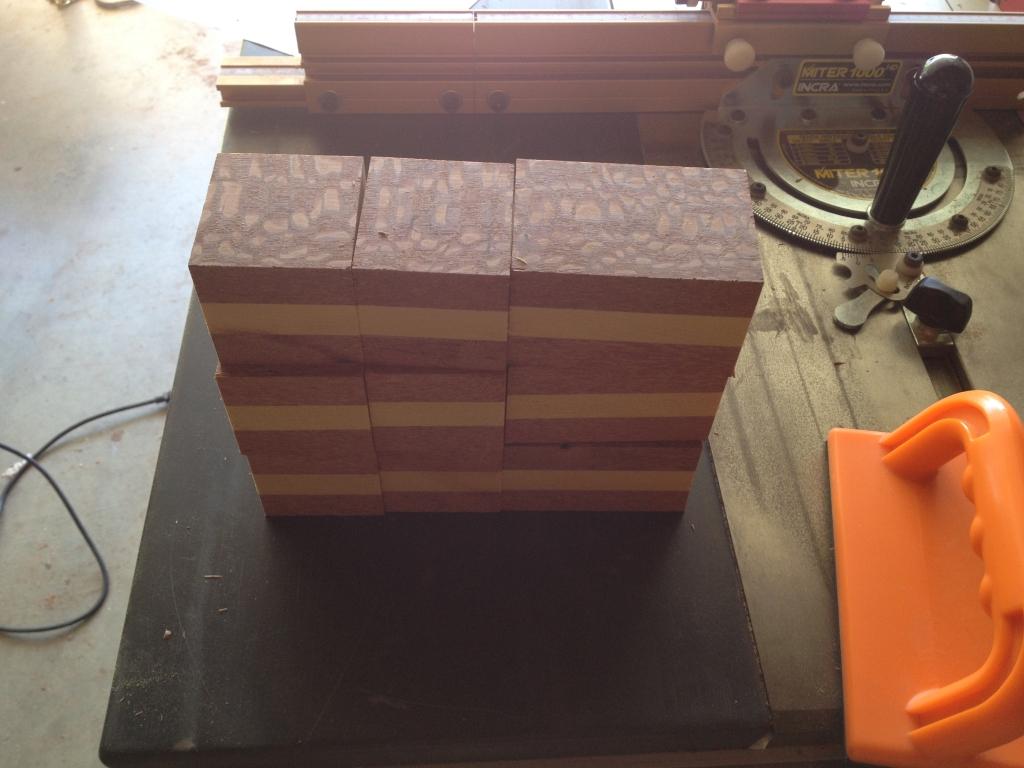 Basic blocks cut