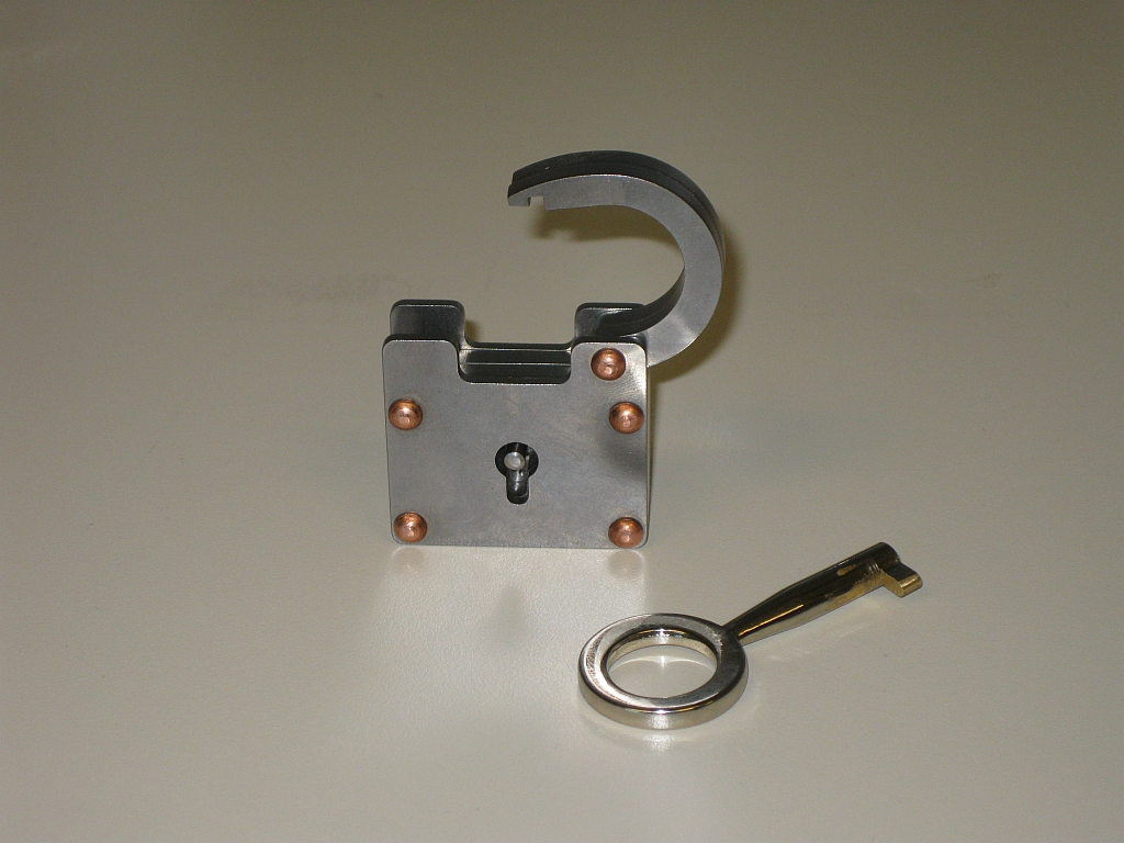 The Opened Lock