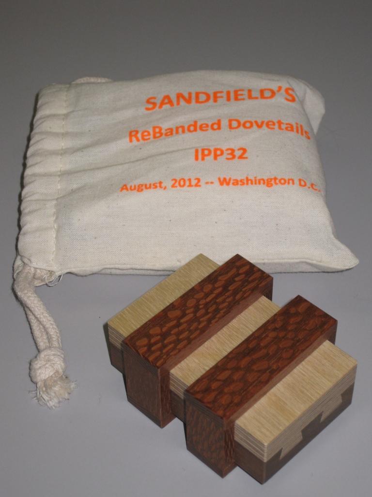 Sandfield's ReBanded Dovetails