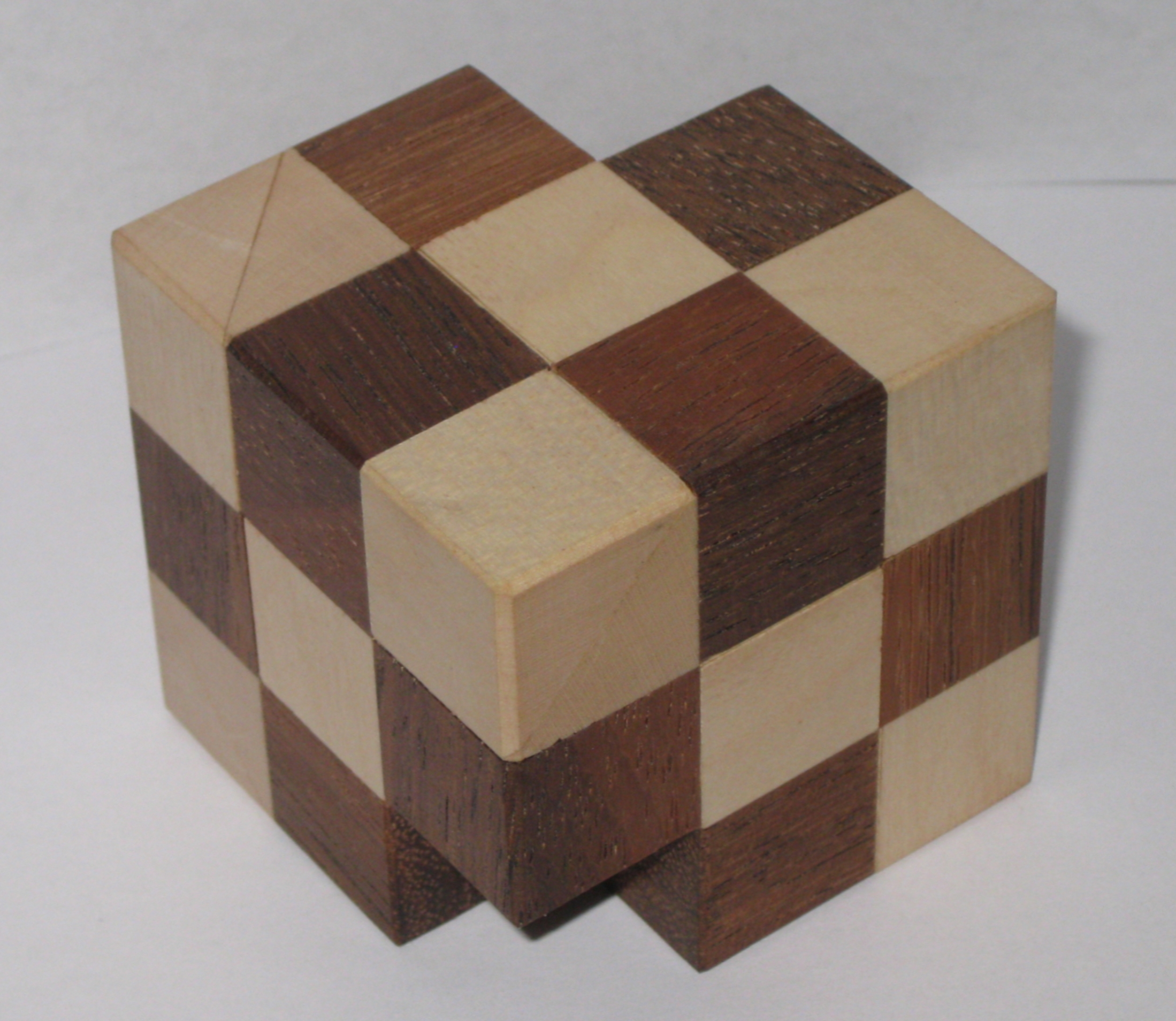 6 Piece Cube from Gregory Benedetti