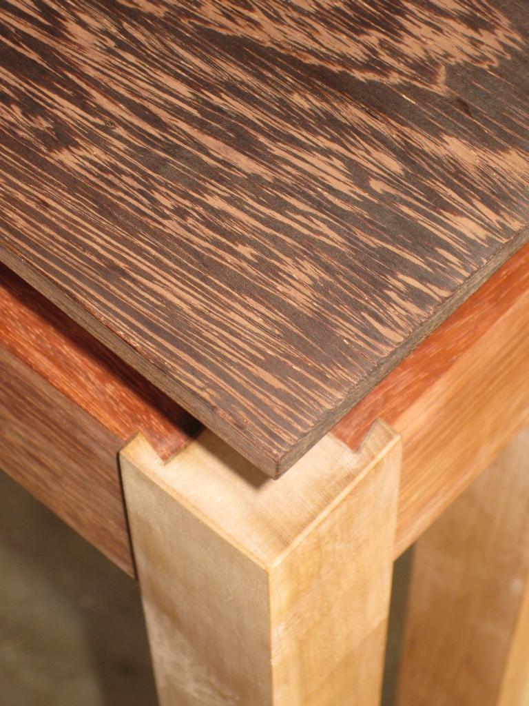 Corner details