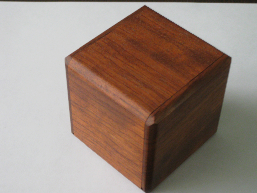 Tier Box in its closed state
