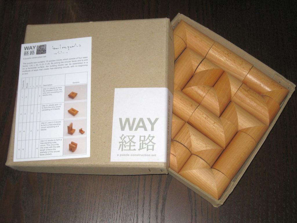 Way boxed